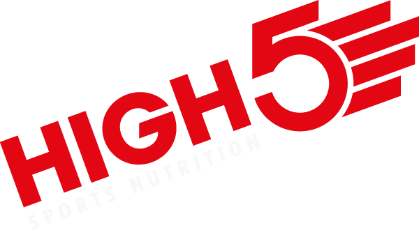 High5 Sports Nutrition logo light