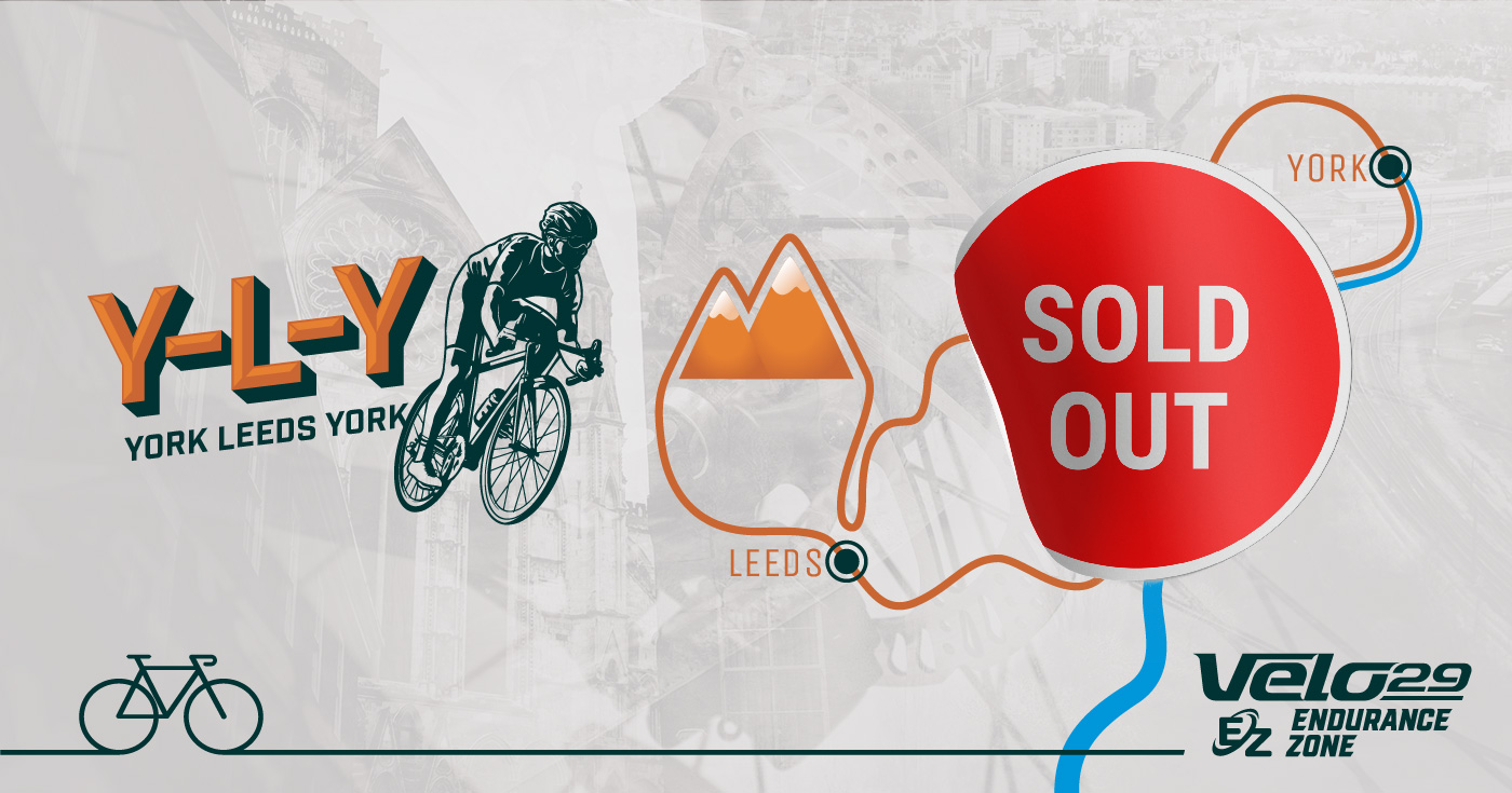 York leeds York Sportive is Sold Out