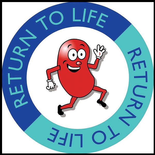 Return to Life Sponsor logo