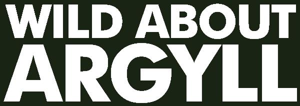 Wild About Argyll sponsor logo