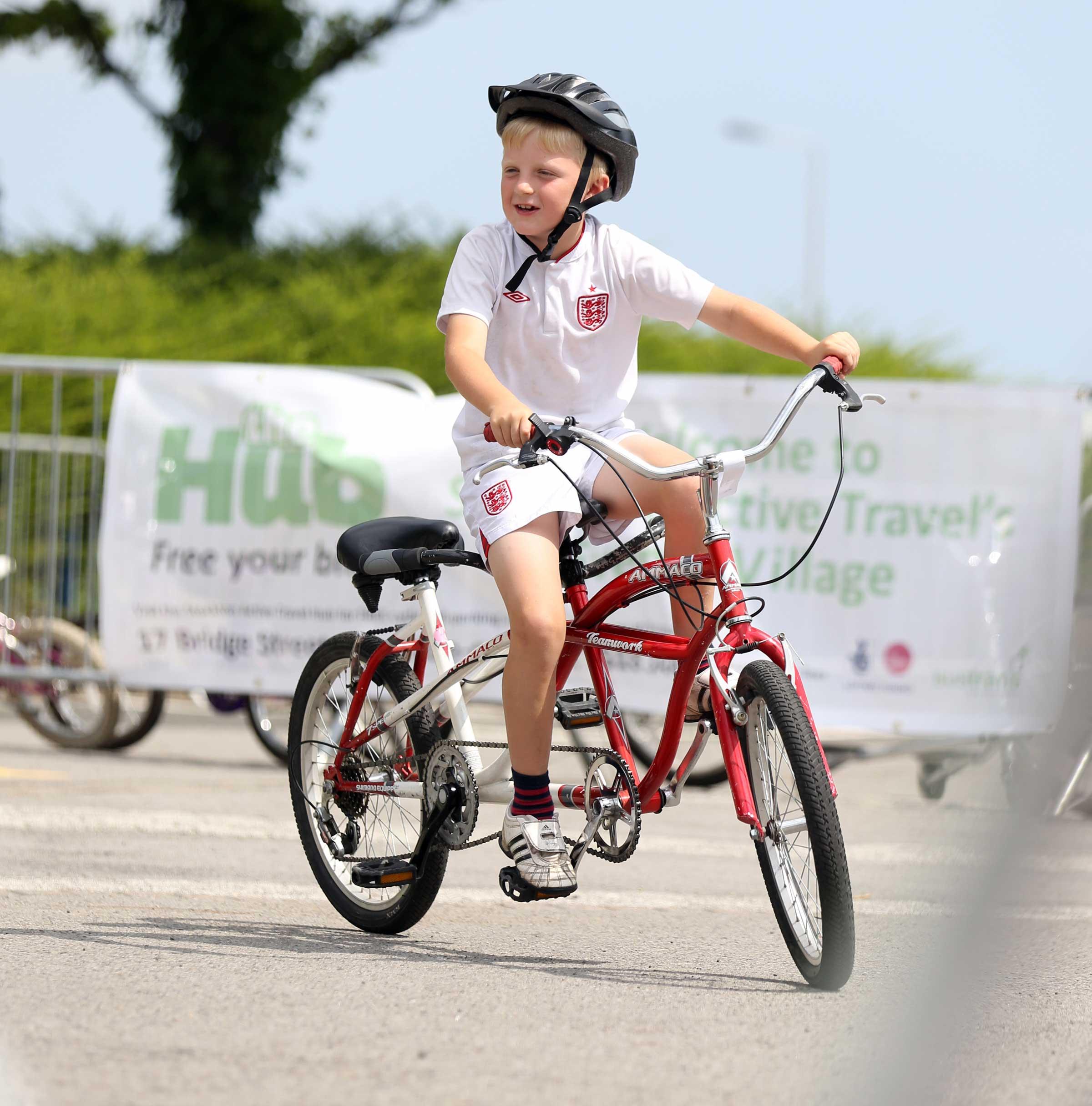 Stockport Urban Enduro Kids Cycling
